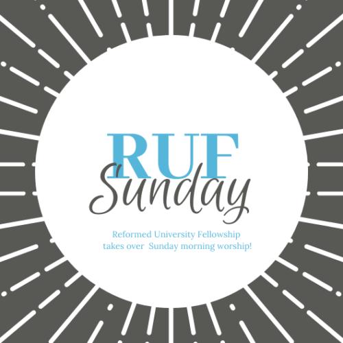 RUF Sunday