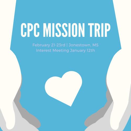 CPC Mission Trip
